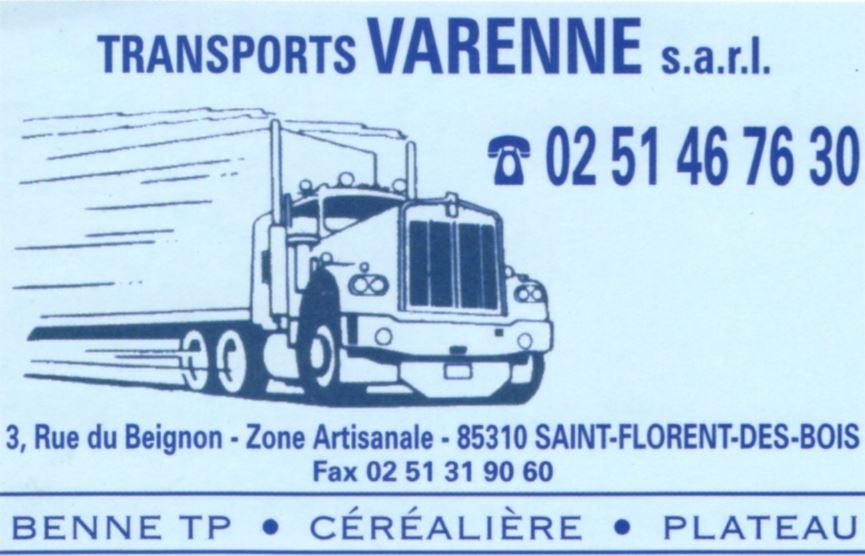 Transport Varenne